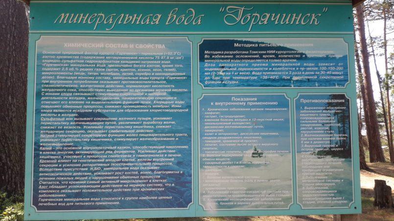 Путешествие в город-курорт Горячинск