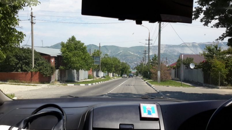 Улочки Новороссийска