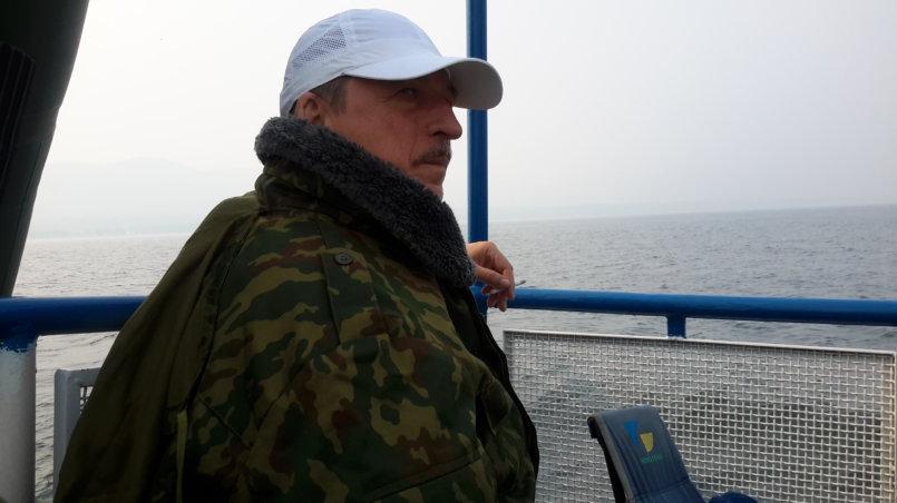 Путешествие на Ольхон