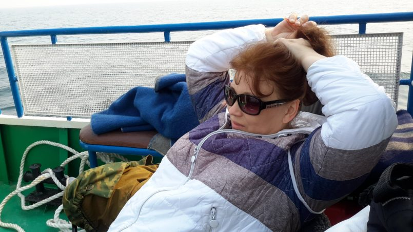 Прохладно и ветрено