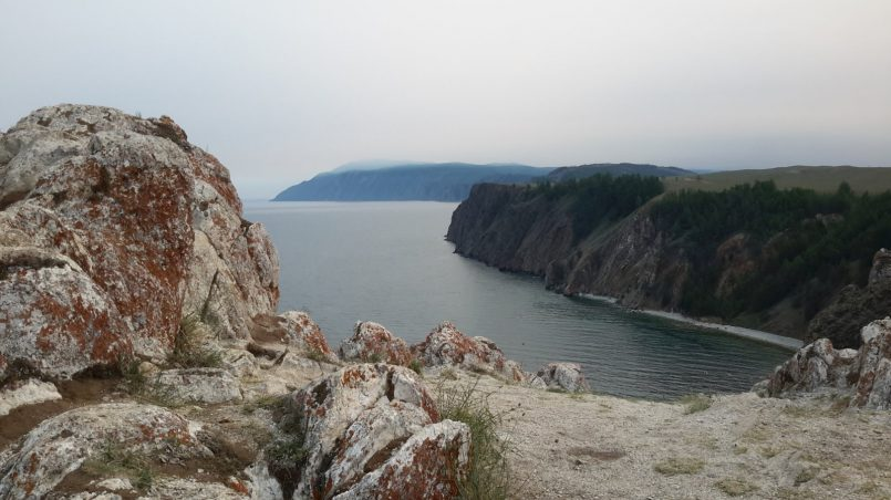 Вид на северную часть острова