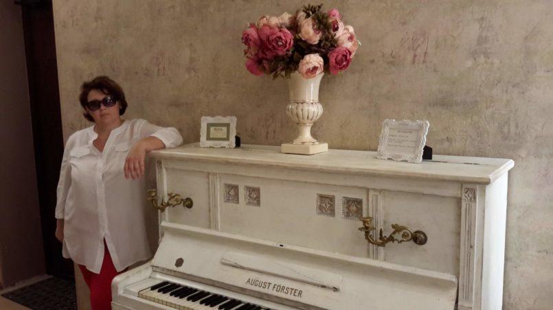 Ретро-рояль