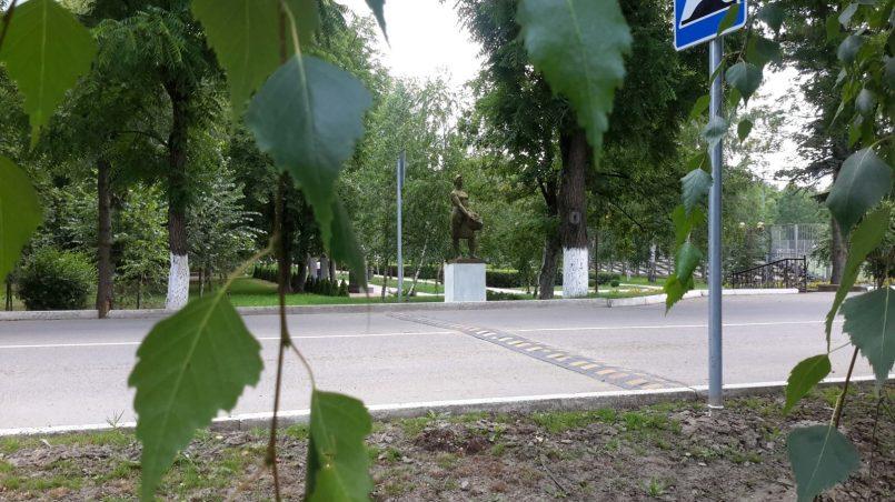 Скульптура советских времен