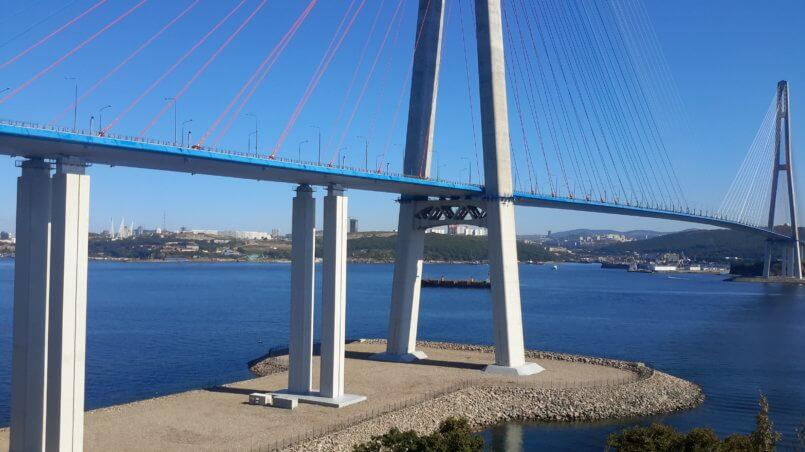 Опора моста