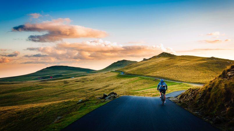 Здоровье. Прогулка на велосипеде