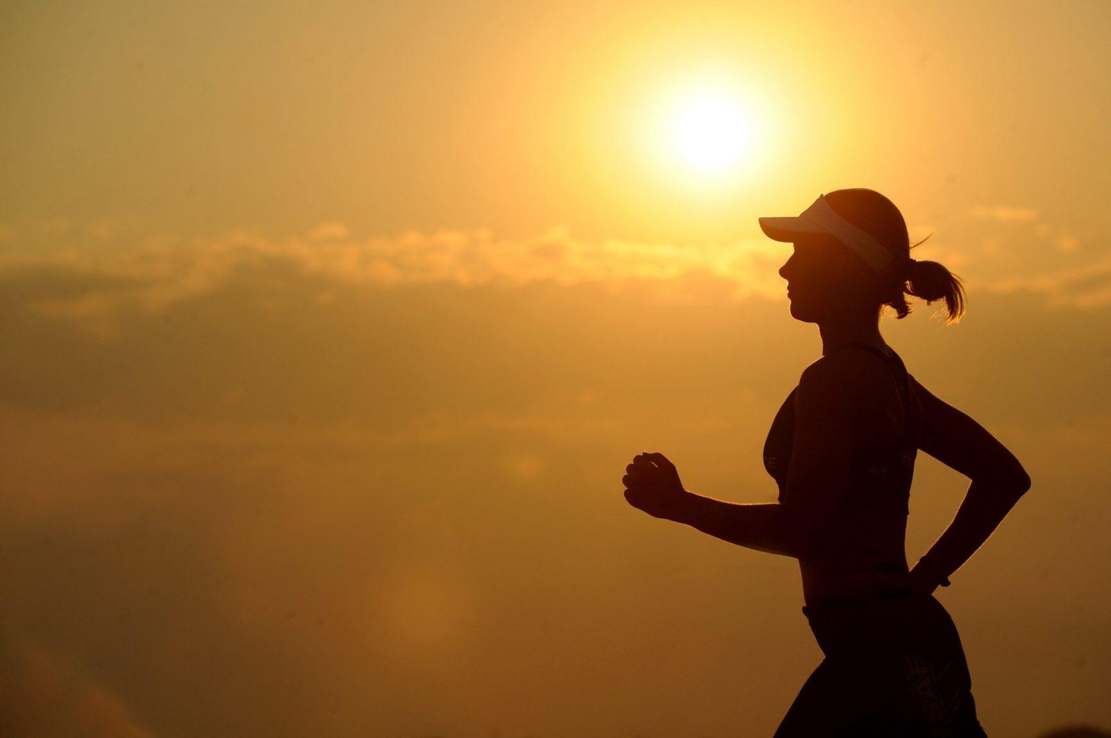 Здоровье. Утренняя пробежка